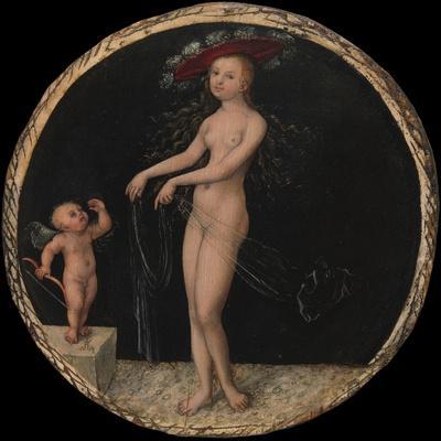 Venus and Cupid, c.1525-7