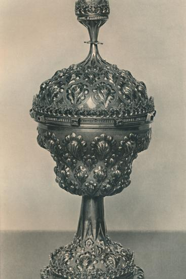 'The Election Cup belonging to Winchester College', 1903-Unknown-Photographic Print