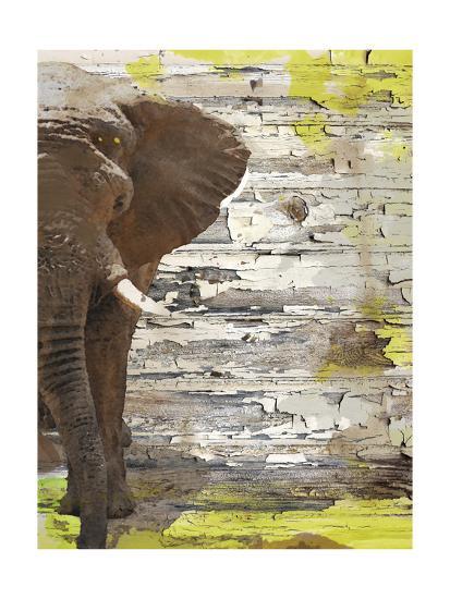 The Elephant I-Irena Orlov-Art Print