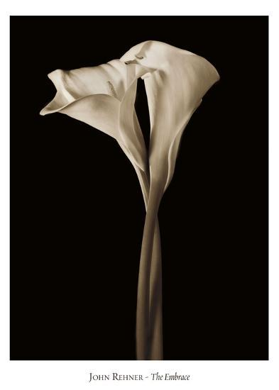 The Embrace-John Rehner-Art Print