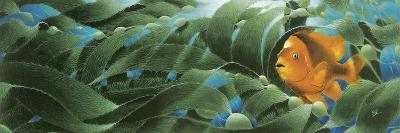 The Emerald Forest-Durwood Coffey-Giclee Print