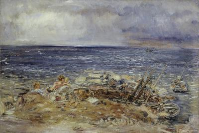 The Emigrants-William McTaggart-Giclee Print