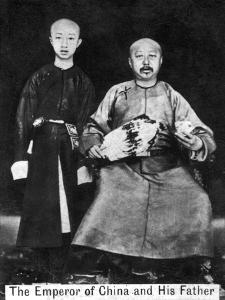 The Emperor of China and His Father, 20th Century