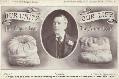 The Empire Loaf and the Alien Loaf, C1903--Giclee Print