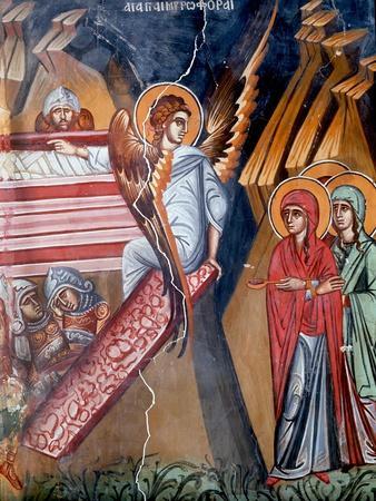 The Empty Tomb, Cretan School--Giclee Print