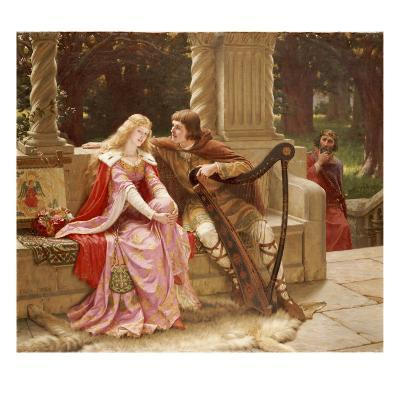 The End of the Song, 1902-Edmund Blair Leighton-Giclee Print