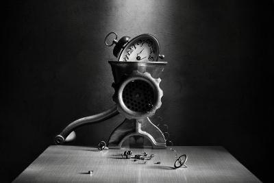 The End of Time-Victoria Ivanova-Photographic Print
