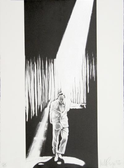 The Entertainer-Robert Longo-Limited Edition