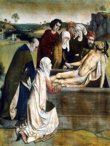 The Entombment, 1450S