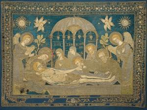 The Entombment (Altar Embroider), 1682