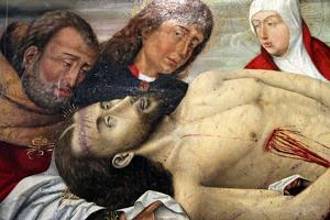 The Entombment of Christ, C1490-C1500