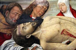 The Entombment of Christ, C1490-C1500