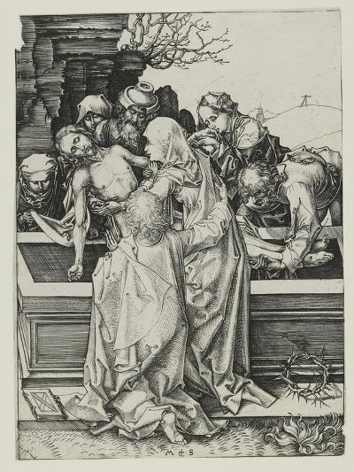 The Entombment-Martin Schongauer-Giclee Print