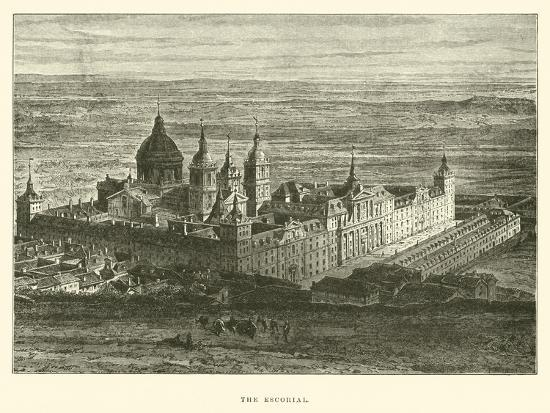 The Escorial--Giclee Print