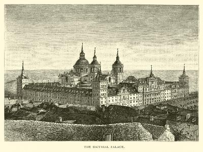 The Escurial Palace--Giclee Print