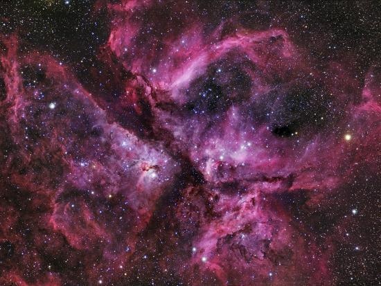 The Eta Carinae Nebula-Stocktrek Images-Photographic Print