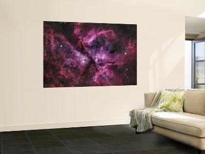 The Eta Carinae Nebula--Wall Mural