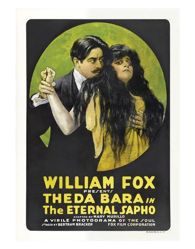 The Eternal Sapho - 1916--Giclee Print