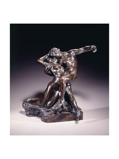 The Eternal Spring, First State, before 1892-Auguste Rodin-Giclee Print