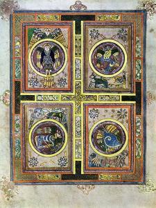 The Evangelical Symbols, 800 Ad