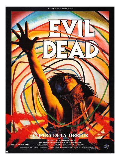 The Evil Dead, 1981--Photo