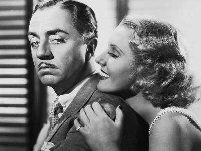 The Ex-Mrs. Bradford, from Left: William Powell, Jean Arthur, 1936--Photo