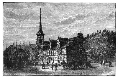 The Exchange, Copenhagen, Denmark--Giclee Print