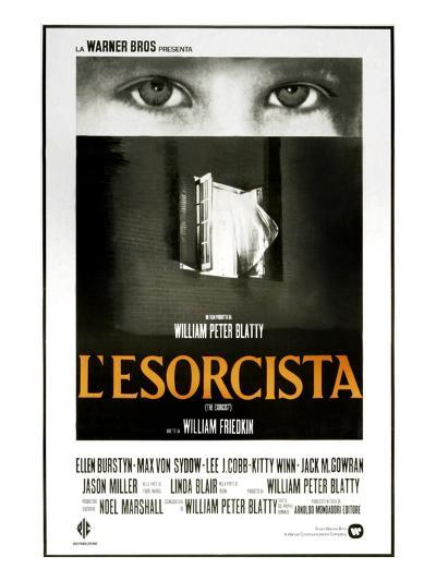The Exorcist, (aka L'Esorcista), 1973--Photo