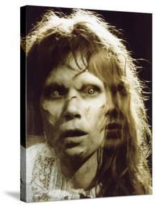 The Exorcist by William Friedkin with Linda Blair, 1973