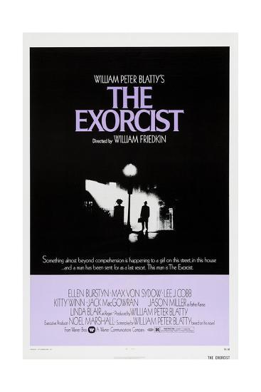 The Exorcist, Max Von Sydow, 1973--Giclee Print