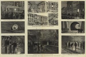 The Explosions on the Underground Railway