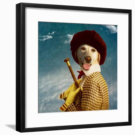 The Extravagant-Martine Roch-Framed Art Print