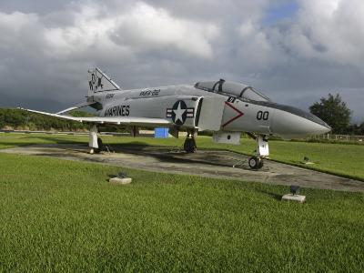 The F4 Phantom II on Display--Photographic Print