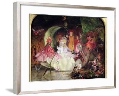 The Fairy Barque-John Anster Fitzgerald-Framed Giclee Print