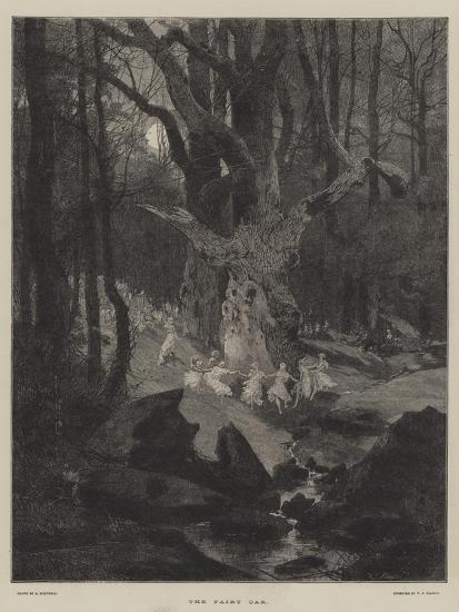 The Fairy Oak-Charles Auguste Loye-Giclee Print