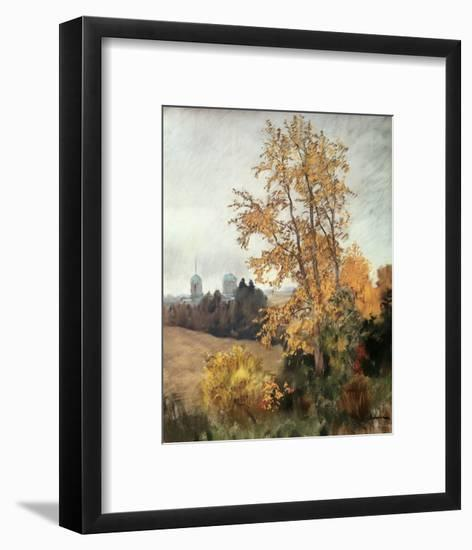 The Fall-Isaak Ilyich Levitan-Framed Giclee Print