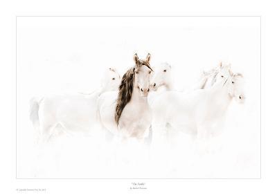 The Family-Robert Dawson-Art Print