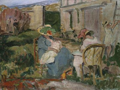 The Family-Henri Lebasque-Giclee Print