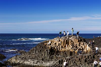 The Famous Giant's Causeway of Northern Ireland-Bartkowski-Photographic Print