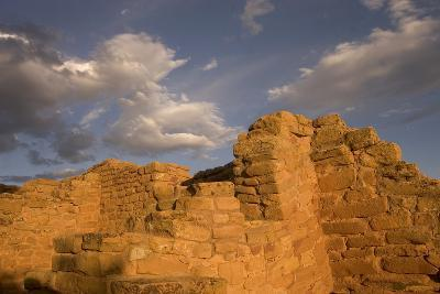 The Far View Ruins in Mesa Verde National Park-Phil Schermeister-Photographic Print