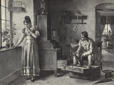 The Farewell--Giclee Print
