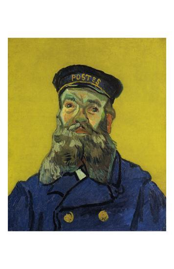The Father, Joseph Roulin-Vincent van Gogh-Art Print