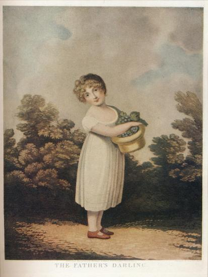 'The Father's Darling', c1890-Unknown-Giclee Print