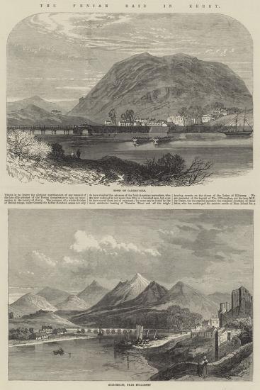 The Fenian Raid in Kerry--Giclee Print