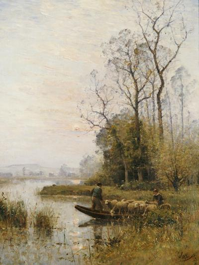 The Ferry-Louis-aime Japy-Giclee Print