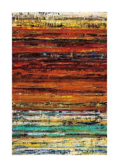 The Fields-Hilario Gutierrez-Giclee Print