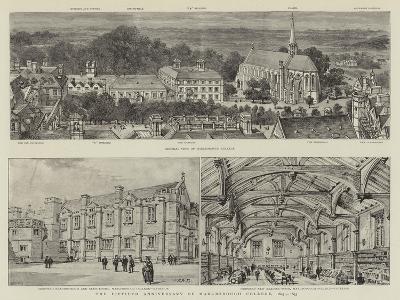 The Fiftieth Anniversary of Marlborough College, 1843-1893-Henry William Brewer-Giclee Print