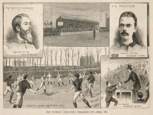 The Final of the Football Association Challenge Cup: The Old Etonians Beaten by Blackburn Olympic