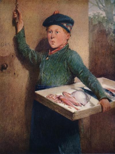 The Fishmongers Call, c1886-Henry Benjamin Roberts-Giclee Print