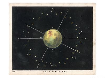 The Fixed Stars-Charles F^ Bunt-Giclee Print